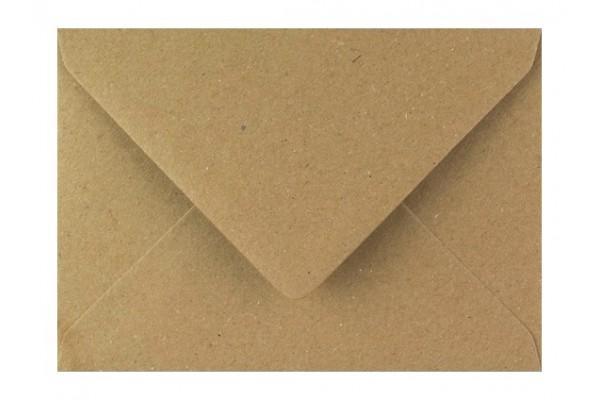 Poštovní obálka písková