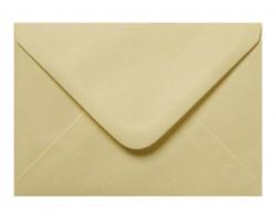 Poštovní obálka krémová