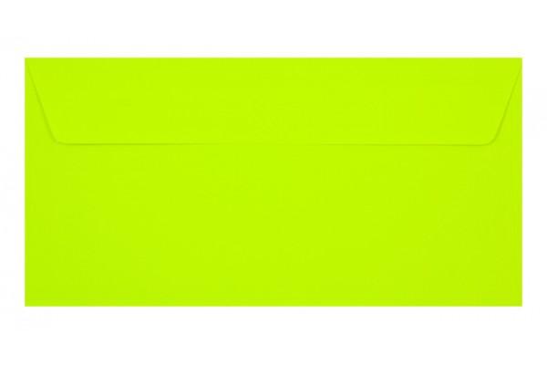 Neonová obálka žlutá