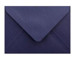 Metalická (perleťová) obálka tmavě modrá