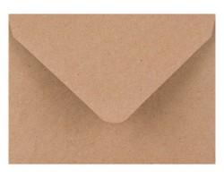 Poštovní obálka hnědá