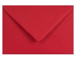 Barevná obálka Clariana vlhčící tmavě červená